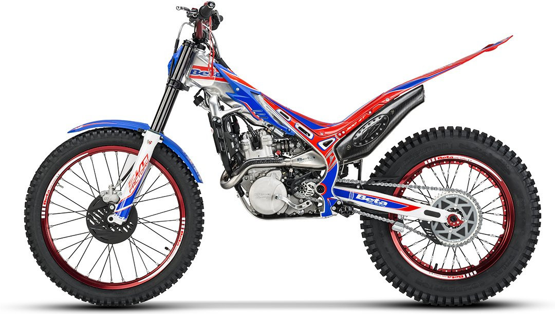 EVO 4T 300 Factory Trials Bike