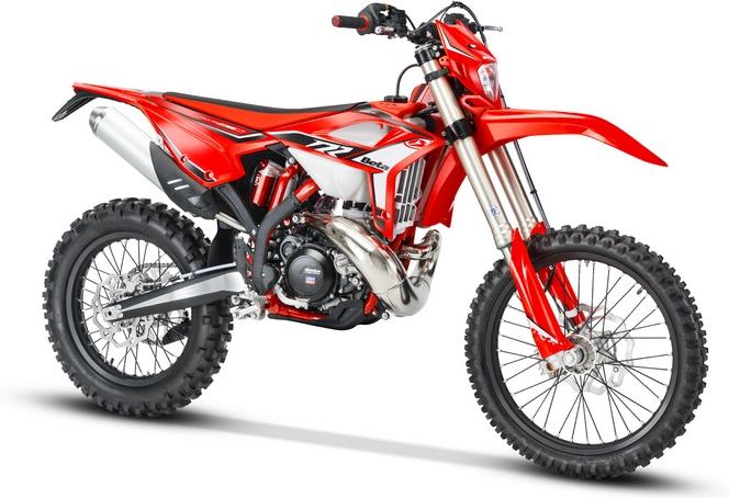 2022 Beta 250 RR
